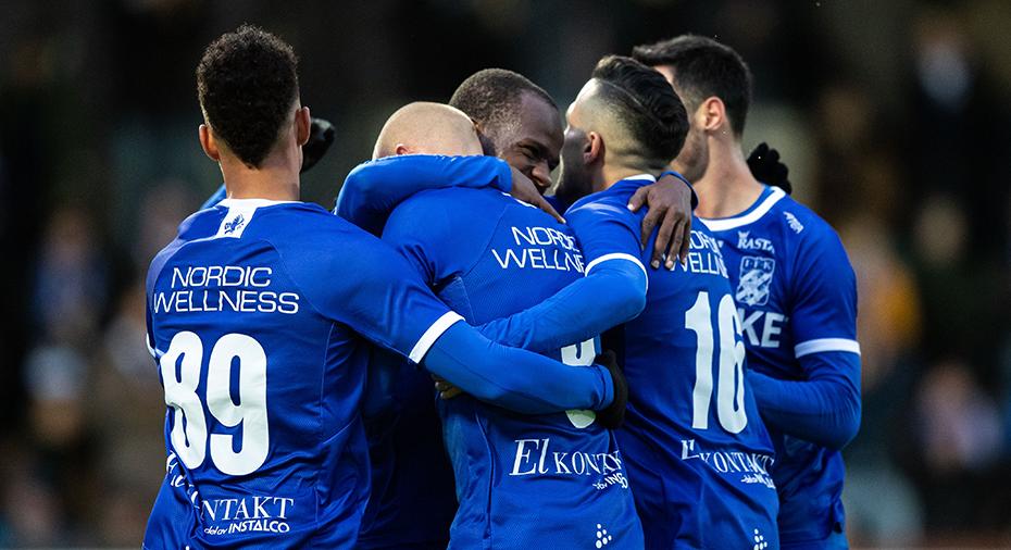 Drömstart för IFK Göteborg i cupen - utnyttjade försvarsmisstag mot VSK