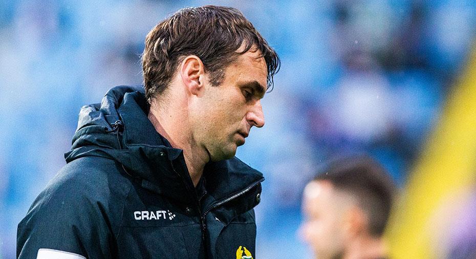 """Milojevic kritisk till laget - och egna missen: """"Jag tar på mig det till hundra procent"""""""