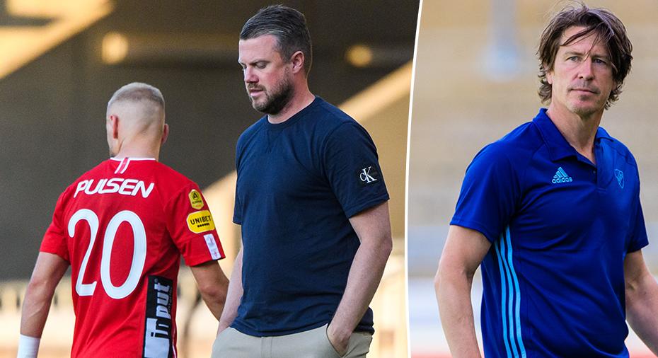 """Lagerlöf inför Elfsborg-mötet: """"En match är ingen svacka"""""""