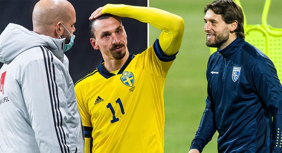 """Zeneli tokhyllar Blågult - och Zlatan: """"En av de största matcherna i min karriär"""""""