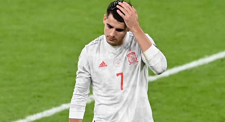 """Morata bryter tystnaden: """"Det var min dröm..."""""""