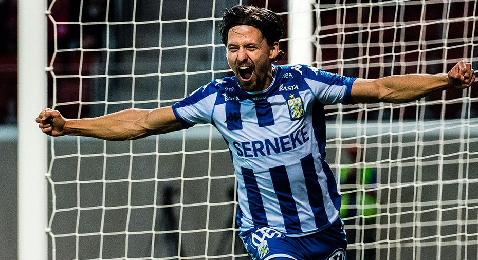 """Dominans från Vibe mot HIF  – sju matcher, sex mål, sex assist: """"Favoritlag att möta"""""""