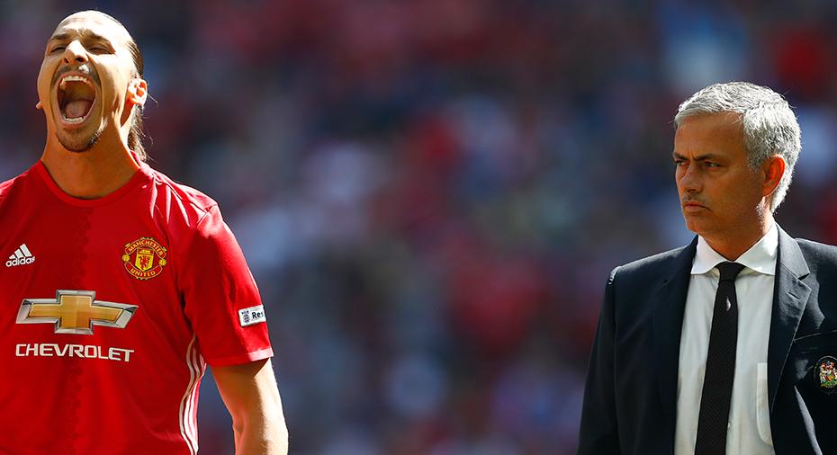 """Mourinhos attack: """"Jag hade en lång kille som heter Zlatan..."""""""