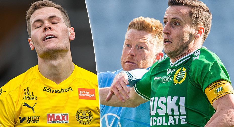 """Bajen-kaptenen om Mjällbys ess: """"Massa fysik - farlig inne i boxen"""""""