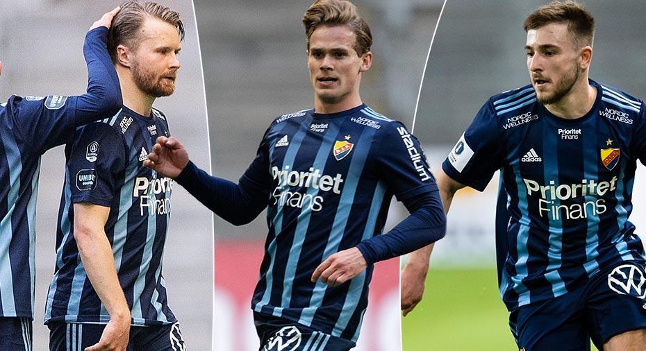 Djurgårdens glädjebesked - spelare tillbaka till derbyt