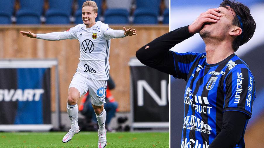 Drömmålet gav ÖFK segern mot Europajagande Sirius - i tredjemålvaktens debut