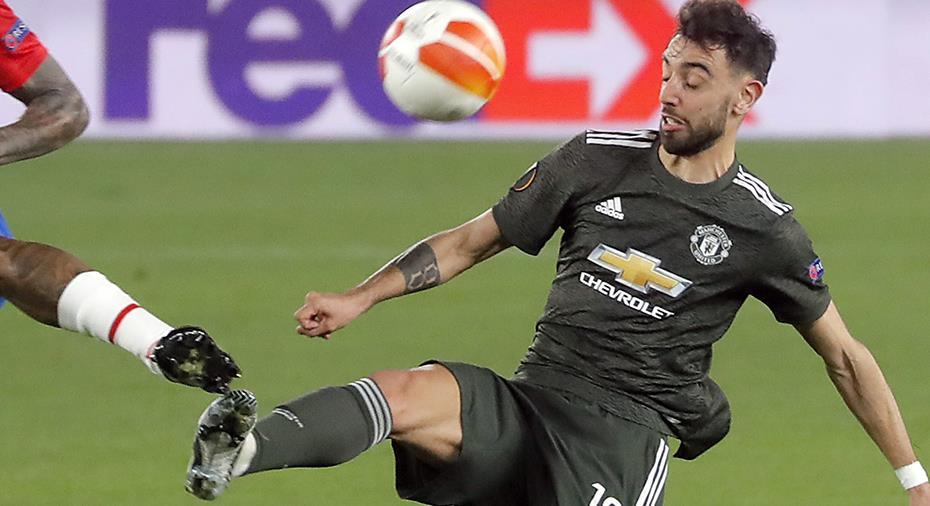 Lindelöf med magisk assist - United i drömläge