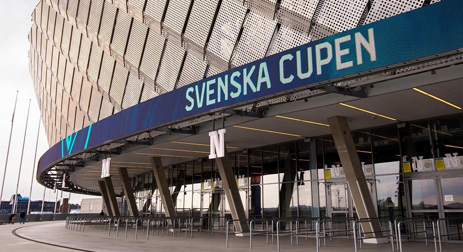 Uppgifter: Svenska cupen kan avgöras på en vecka - utan publik