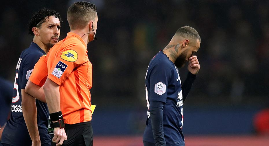 """Tuchel tar Neymar i försvar: """"Han var nervös - mänskligt"""""""