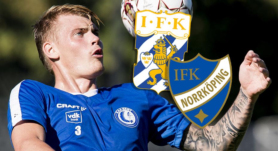Allsvenska klubbarna får tysk och dansk konkurrens om Smith