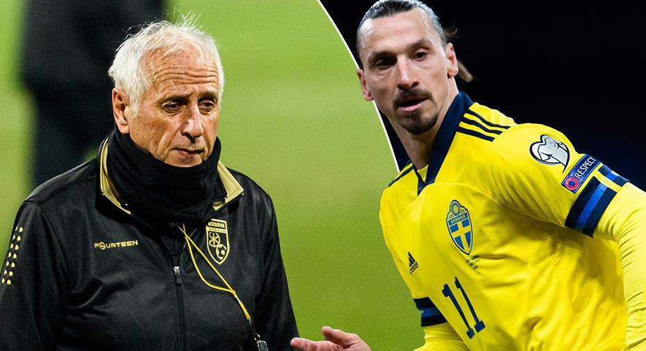 """Motståndartränaren: """"En eller två? Vi behöver elva spelare för att stoppa Zlatan"""""""