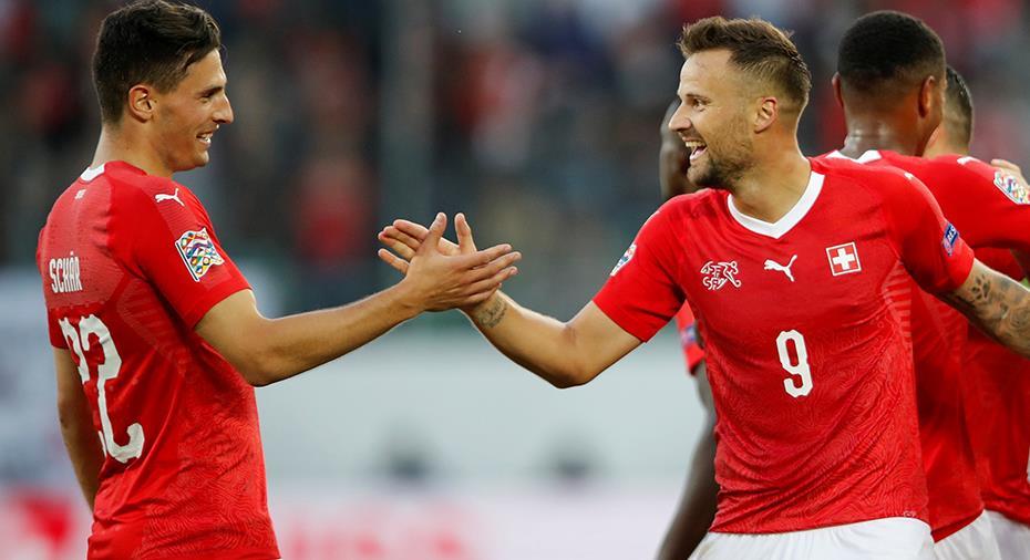 Uefa stoppar Nations League-match