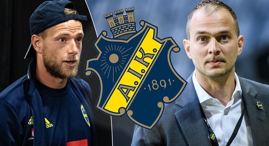 """AIK:s besked om Guidetti: """"Finns med på radarn - men han kör på i Spanien"""""""