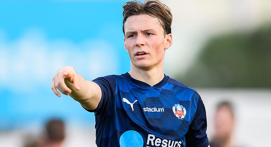 """Filip Sjöberg är med och bygger ett ungt HIF: """"Ingen skillnad på om du är 25 eller 18 år"""""""