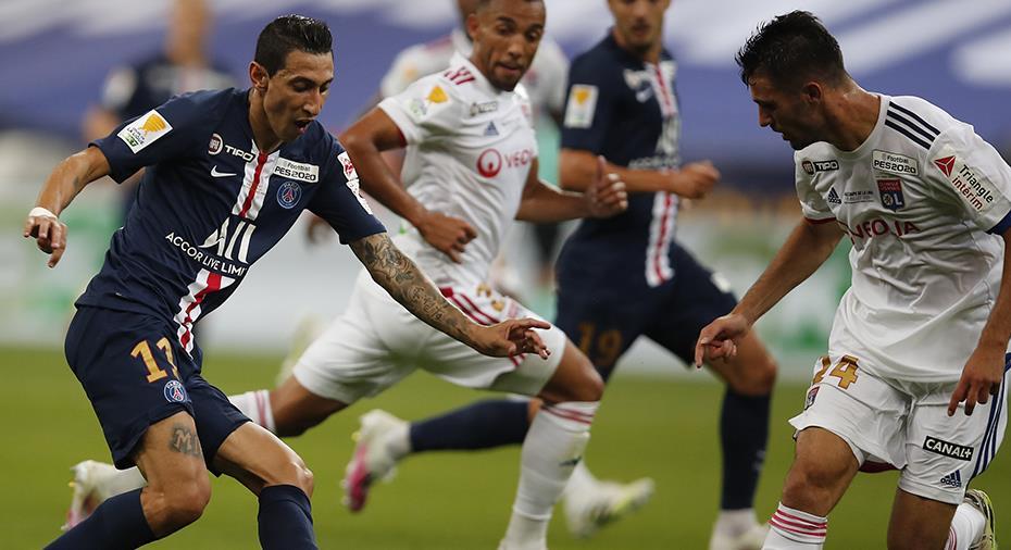 PSG mästare i sista franska ligacupen någonsin - slog Lyon efter straffdrama