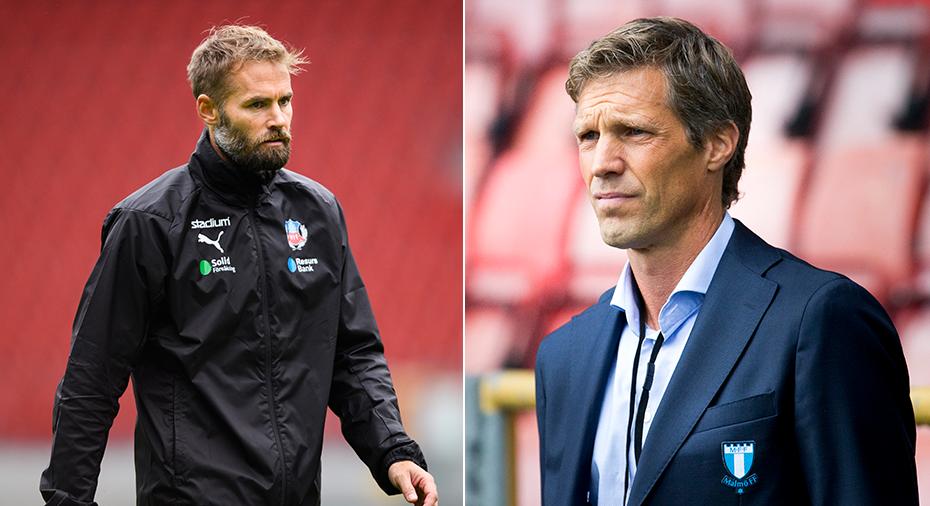Uppgifter: Mellberg vill plocka in förre MFF-coachen i tränarstaben