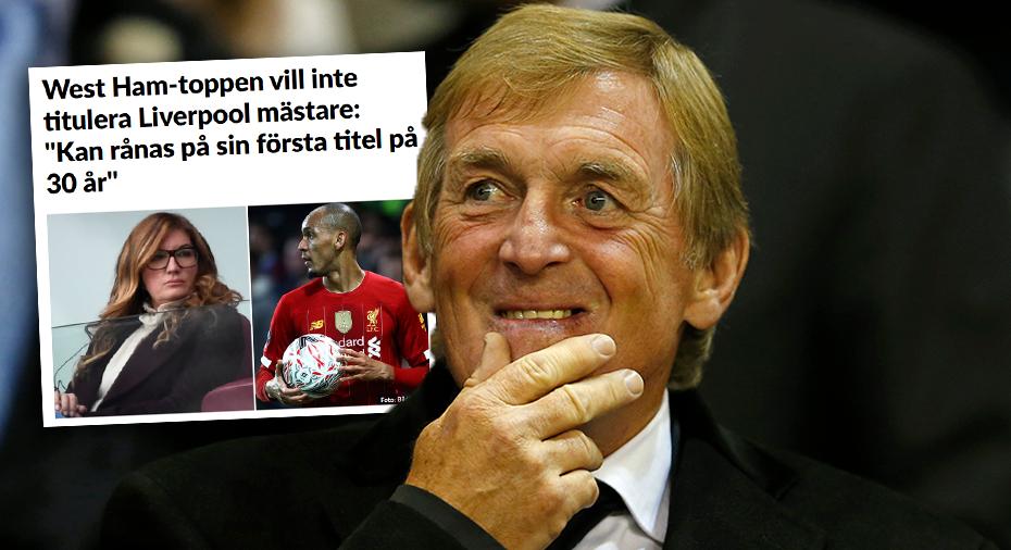 """Liverpoolikonen håller inte med West Ham-höjdaren: """"Får absolut inte hända"""""""