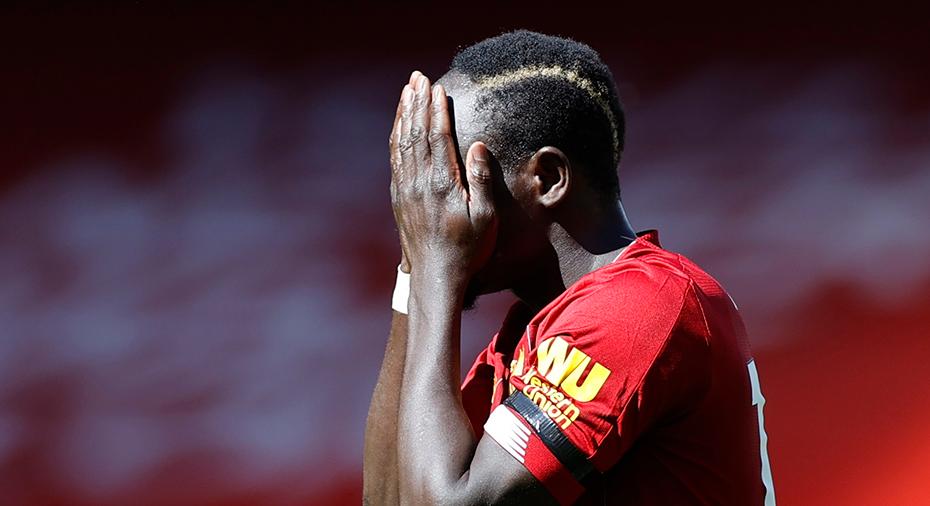 Liverpool kryssade mot Burnley - poängrekordet nu utom räckhåll