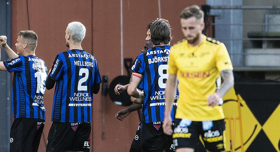 """Elfsborg-spelarna utskällda i paus: """"Ska inte behövas"""""""