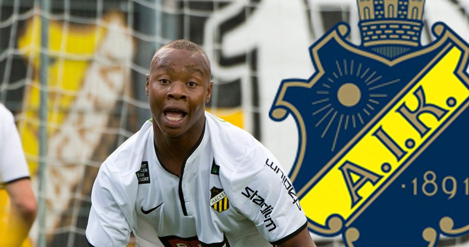 KLART  AIK lånar Carlos Strandberg - återvänder till Allsvenskan c36a626d80b7d