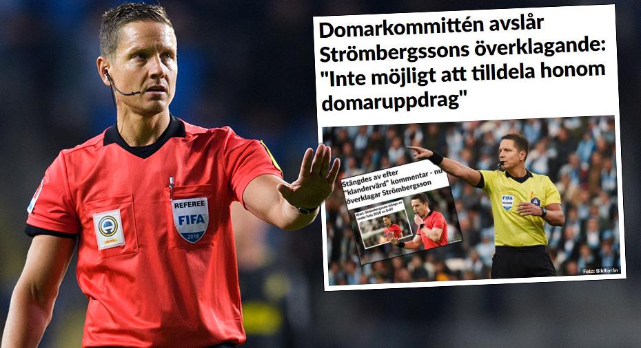 """Domarkommittén valde att avslå överklagan - Strömbergsson: """"Kan inte göra mer nu"""""""