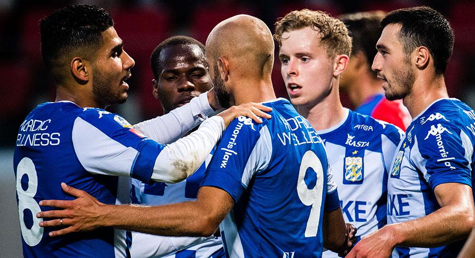 """Robin Söder glöder - sju poäng på sex matcher: """"Klivit fram när han behövs som mest"""""""