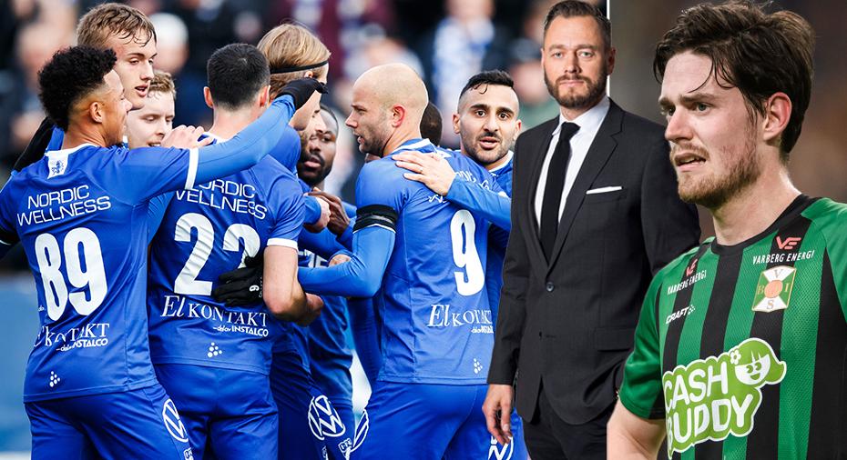 """Lundhs allsvenska tips - Varberg och IFK Göteborg: """"Det blir medalj för Blåvitt"""""""