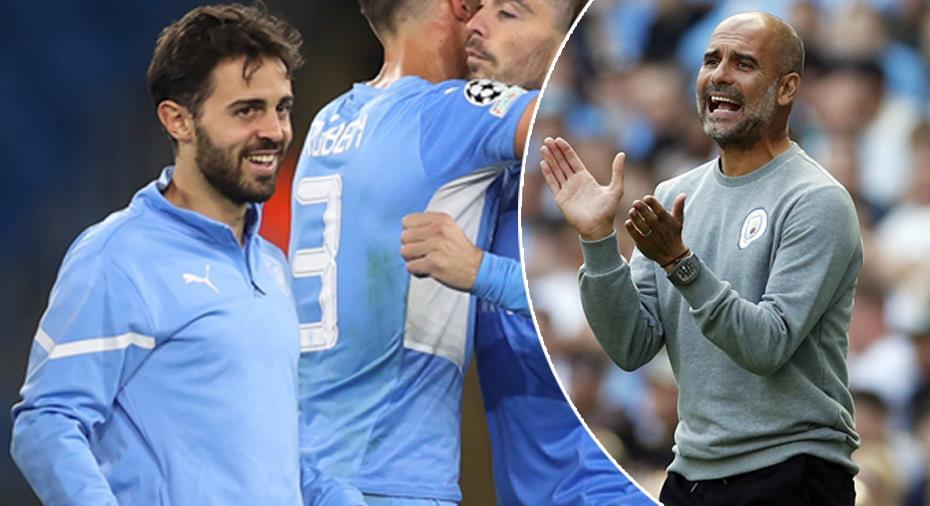 """Guardiola hyllar stjärnan: """"En av världens bästa spelare"""""""
