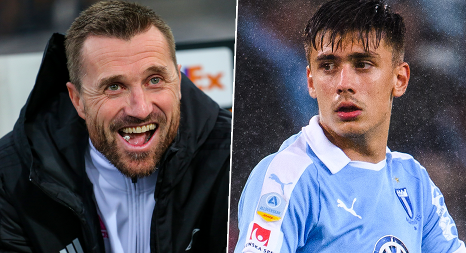 """Tim Prica viftar bort Rosenborgs smicker: """"Allt mitt fokus på MFF"""""""