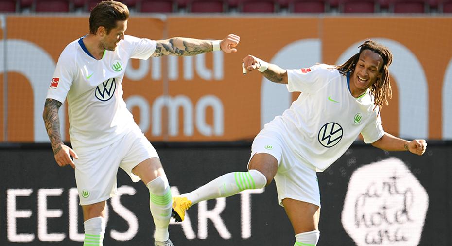 Inhoppare stor matchhjälte för Wolfsburg - avgjorde i 91:a minuten