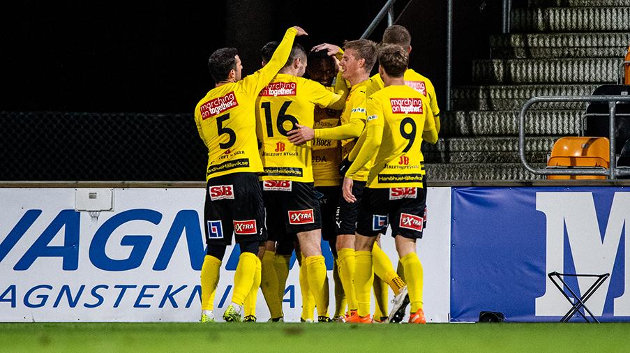 Djurgården föll mot Mjällby - tappar Europaplatsen till Häcken
