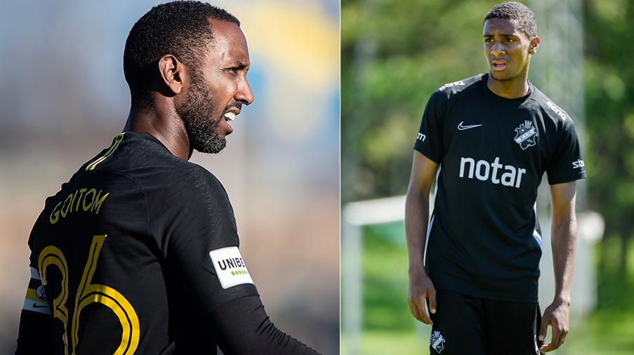"""Goitom hyllar unge nyförvärvet: """"Då är han inte kvar så länge i AIK"""""""