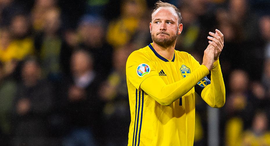 """Granqvist om EM-flytten: """"Jag satsar på EM"""""""