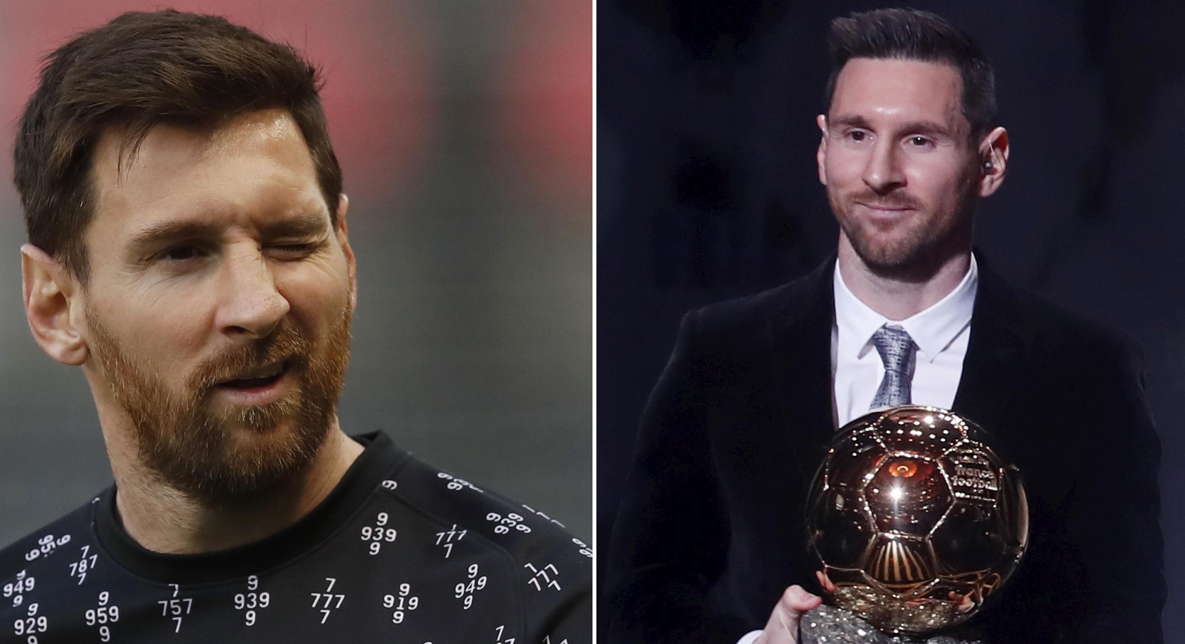 """Messi avslöjar sina Ballon dOr-röster: """"Det finns två spelare"""""""
