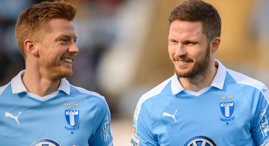 Allsvenskan uppskjuten - MFF går på semester