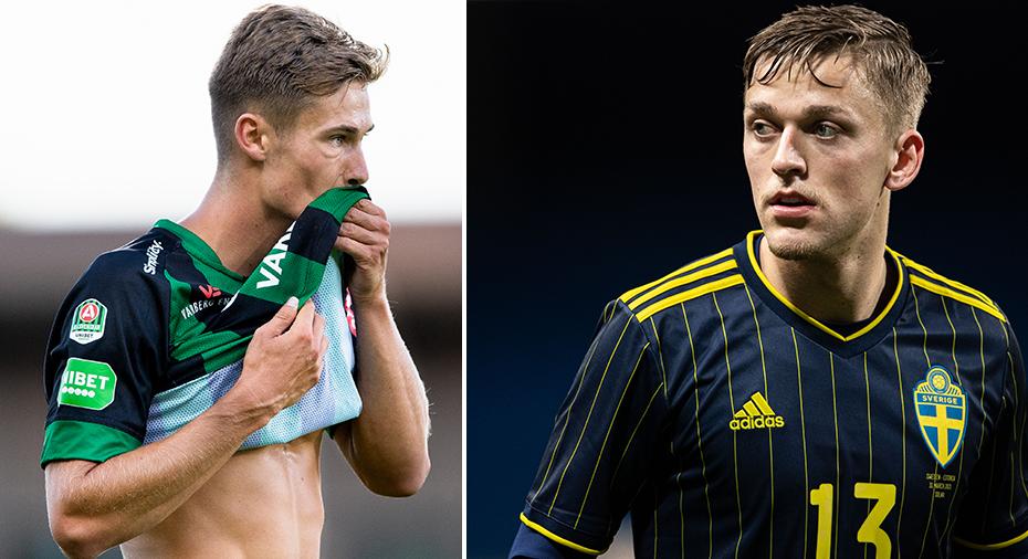 """Varbergs nyförvärv fick sms av Jesper Karlsson efter påskriften: """"Önskade mig lycka till"""""""
