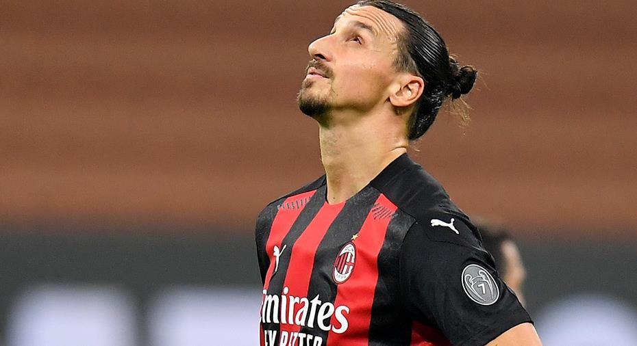 """Nya hyllningen till Ibrahimovic: """"Zlatan är evig, från en annan planet"""""""