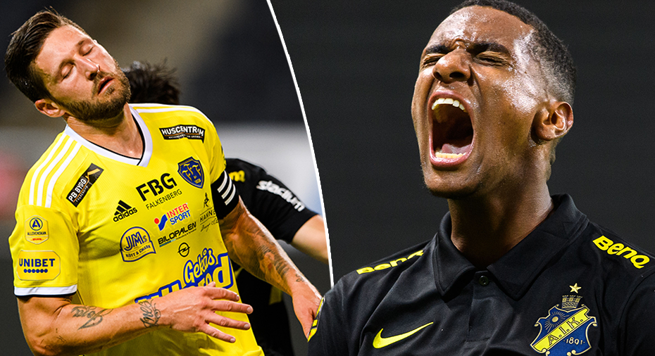 Nytt poängtapp - men sen kvittering räddade AIK från fiasko