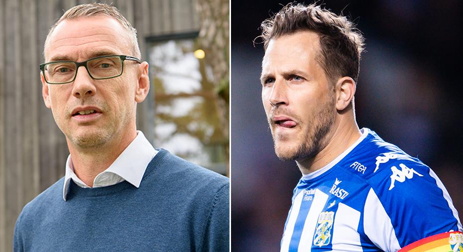 Bekräftat: Tobias Hysén får roll i IFK Göteborg: