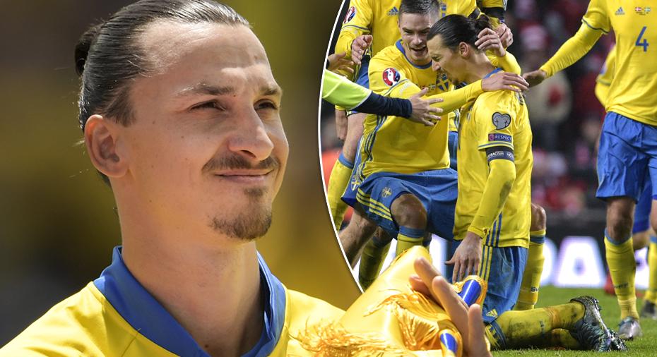 Bekräftat: Zlatan tillbaka i landslaget - uttagen i VM-kvaltruppen