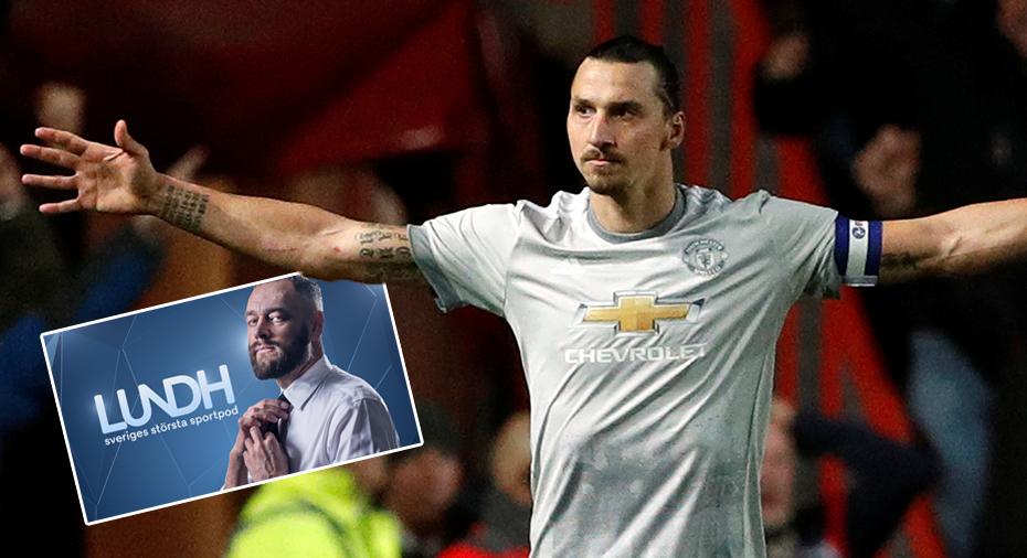 """The Guardians fotbollschef: """"De flesta engelsmän tycker Zlatan är så övervärderad att han inte ens är värd att titta på"""""""