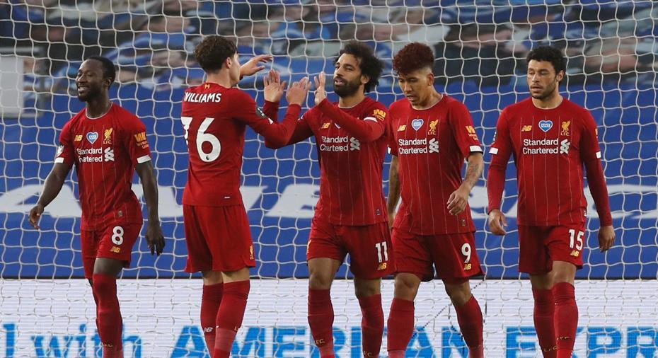 Efter drömstarten – Salah sänkte Brighton med dubbla mål