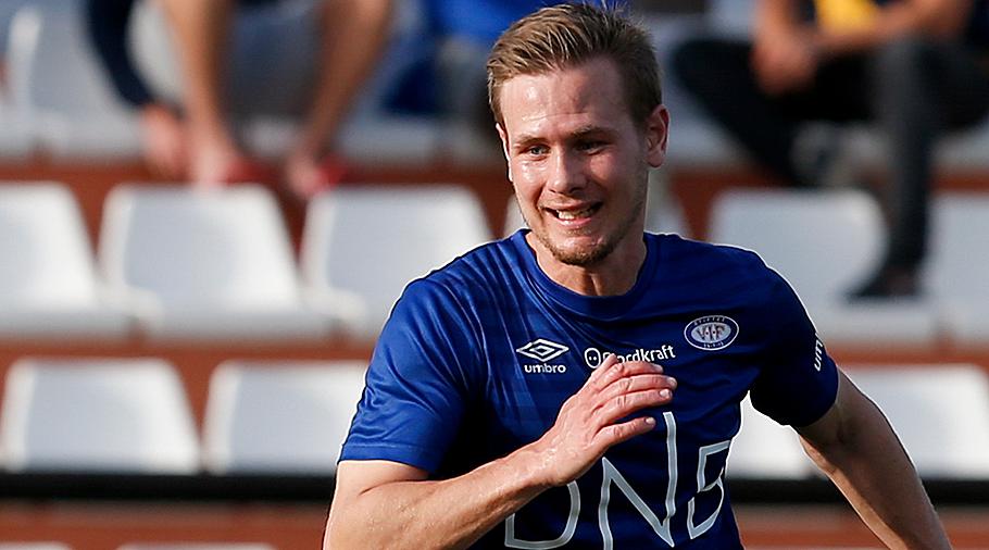 Officiellt: Kalmar FF presenterar Israelsson - spelklar i sommar