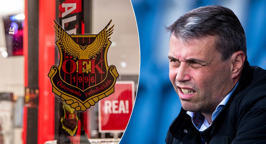 """Kindbergs prognos om ÖFK: """"Klubben går i konkurs i april utan de 15 miljonerna"""""""
