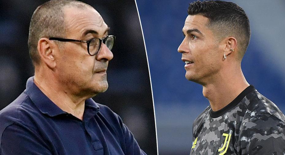 "Sarri: ""Ronaldo svår att tygla"""