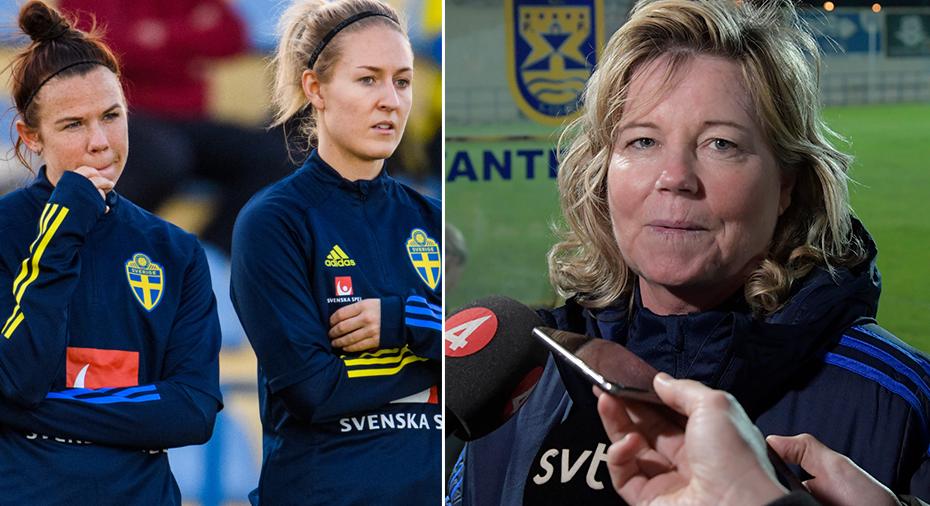 TV: Sverige kan vägra spela mot Italien i Algarve cup - på grund av corona-viruset