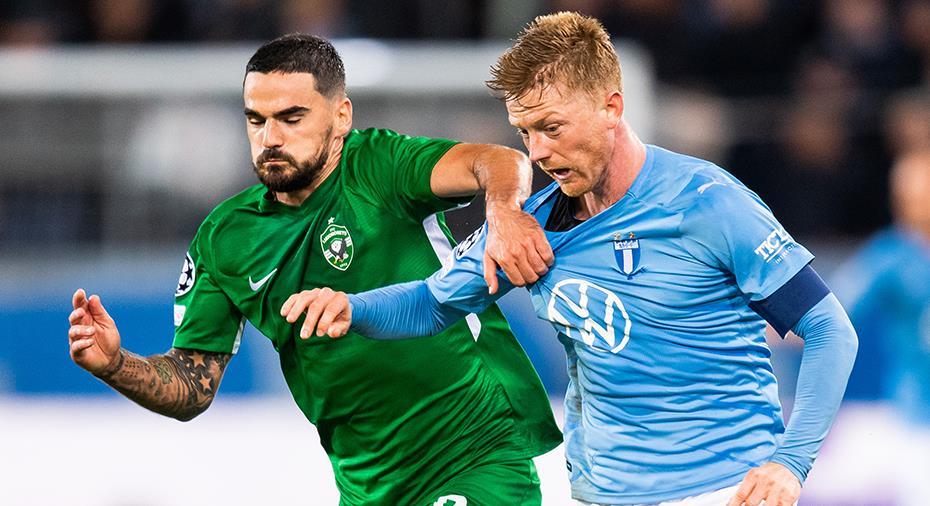 Malmö har ena benat i CL-gruppspelet – men en match kvar!