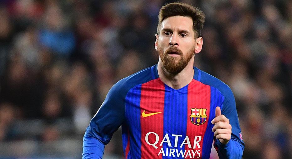 Officiellt: Messi förlänger med Barcelona  - uppges blir Europas bäst betalda spelare