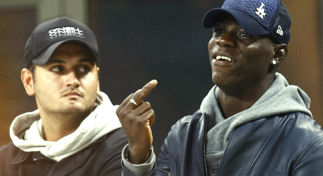 Balotellis galna helg – kvinnofängelse och fula gester till Juve-fans - Italienska ligan ...